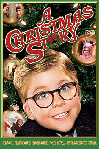 A Christmas Story - Ralphie Movie Poster 24x36 inch