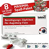 Alles für Augsburg-Fans by Ligakakao.de vereins-Fahne ist jetzt das MAXIMAL SPAß Paket