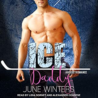 Ice Daddy audiobook cover art