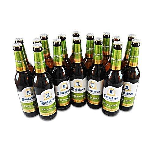 Landskron Edel-Bitter (16 Flaschen à 0,5 l / 5,0% vol.)