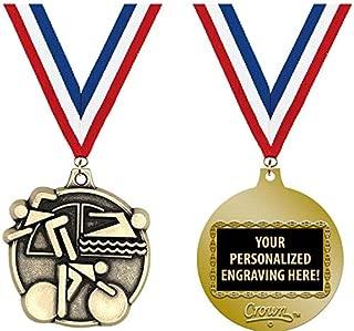 Triathlon Medals, 2