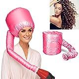 takestop Gorro térmico profesional con casquillo universal para secador de pelo