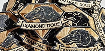 Metal Gear Solid OCP Camouflage Morale Patches Diamond Dogs Outer Heaven Fox  Fox