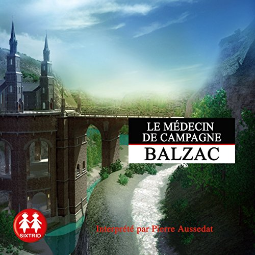 Le médecin de campagne audiobook cover art