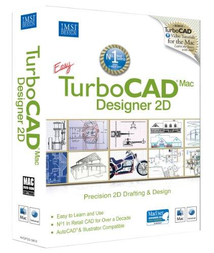 TurboCAD MAC Designer 2D V5 (Mac)