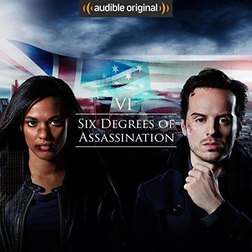 Six Degrees of Assassination cover art