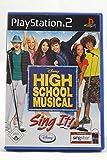 High School Musical - Sing it! [Importación alemana]