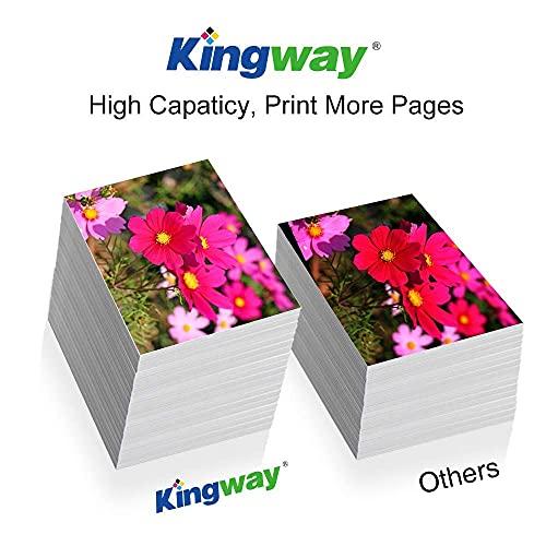 Kingway 29XL Cartuchos de Tinta Reemplazo para Epson 29 29XL Compatible con Epson Expression Home XP-235 XP-245 XP-247 XP-255 XP-257 XP-332 XP-335 XP-342 XP-345 XP-352 XP-355 (12 Unidades)