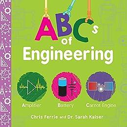 ABCs of Engineering (Baby University) by [Chris Ferrie, Sarah Kaiser]