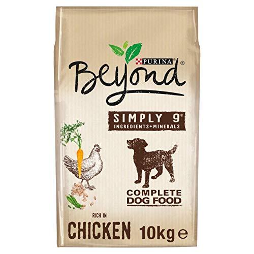 Beyond Simply 9ricco in pollo con intero orzo 10kg