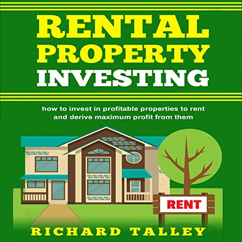 Rental Property Investing Audiobook By Richard Talley cover art