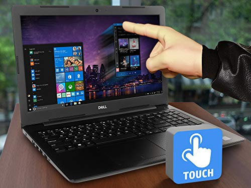 15.6-inch Dell Inspiron 3583 HD Touchscreen Intel Core i3-8145U 2019 Laptop
