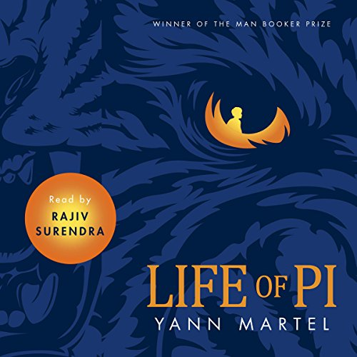 Life of Pi cover art