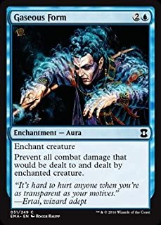 Magic: the Gathering - Gaseous Form (051/249) - Eternal Masters - Foil