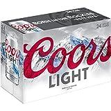 Coors Light  12 oz. (355 mL) - 24 Pack