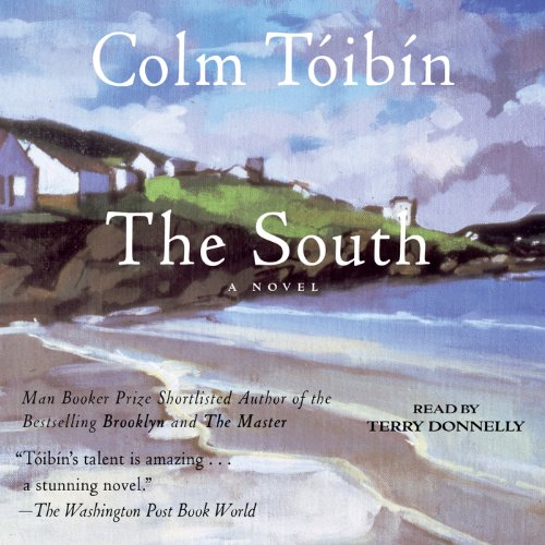 The South audiobook cover art