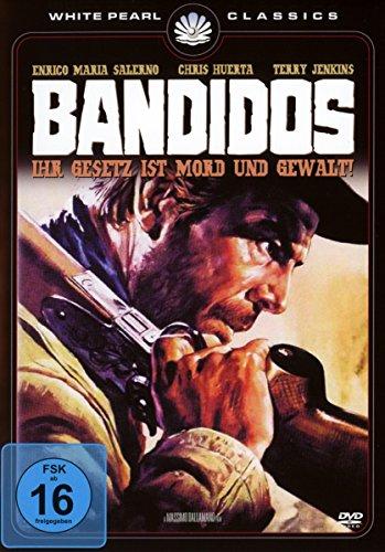 Bandidos - Ihr Gesetz ist Mord und Gewalt [Alemania] [DVD]