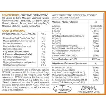 VIT'I5 Orange Pot DE 600G