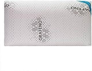 Eurowebb - Almohada termorreguladora viscoelástica de grafieno (120 cm)