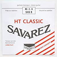 SAVAREZ 546R ALLIANCE Normal tension クラシックギター弦 6弦 バラ弦