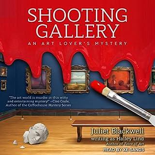 Shooting Gallery audiobook cover art