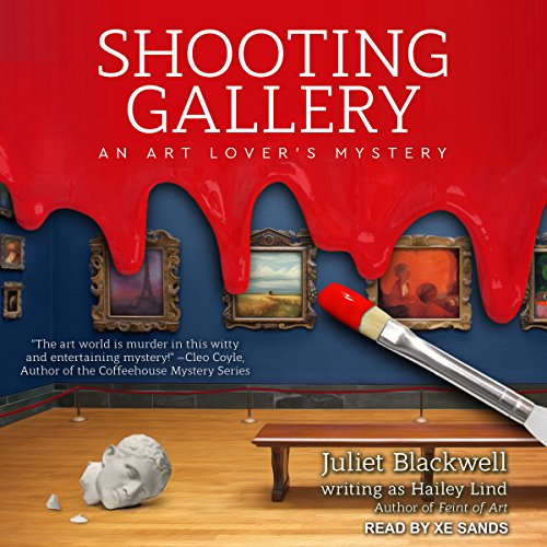 Shooting Gallery audiobook cover art