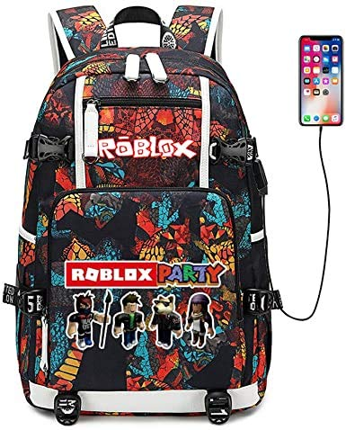 Multifunction Backpack Casual Daypack Travel Laptop Backpack School Bag Shoulder Bag for Girls Women Teenagers (Red3)