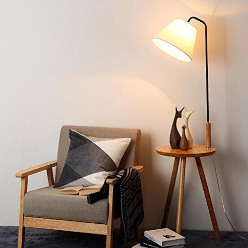Lámparas de pie Minimalista Moderna lámpara de mesita de Noche de Estilo Europeo