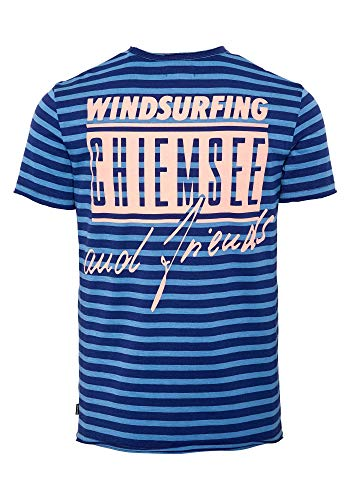 Chiemsee Herren Men T-shirts, D Blue, M