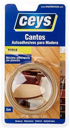 CEYS Canto De Melamina Roble 850202, 0 W, 0 V, Azul