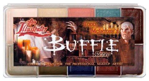 Haut-Illustrator Buffie-Palette PPI Premiere Products Inc Alkohol-aktiviert