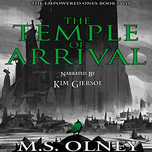 The Temple of Arrival Audiobook By Matthew Olney cover art