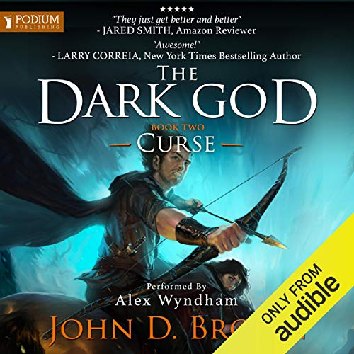 Curse audiobook cover art