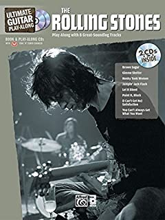 Ultimate Play-Along Rolling Stones: Authentic Guitar TAB