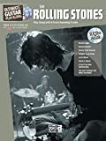 Ultimate Guitar Play-along Rolling Stones: Authentic Guitar Tab...