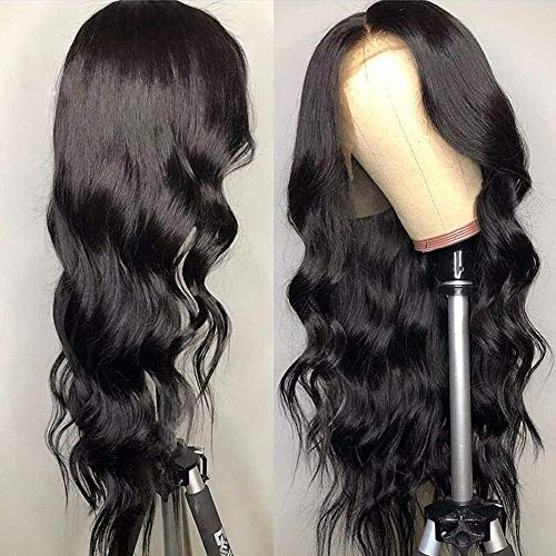 360 Lace Frontal Wigs Body Wave Lace Front Wigs 180% Density 22inch Human Hair Wigs for Women Per Plucked Body Wave Wigs With Baby Hair