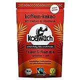 koawach, Bio Getränkepulver Feuer & Flamme, Kakao mit Zartbitter und Chili Geschmack, 1x 100g