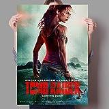 H/H Klassischer Action-Abenteuer-Film Lara Croft: