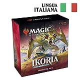Magic The Gathering Ikoria: Terra dei Behemoths Prerelease Pack Italian