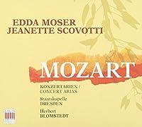 Mozart: Concert Arias by Mozart (2007-08-21)