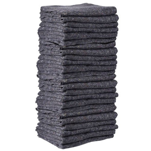 "Moving Pads/Filler Pads 72"" x 80"" 24 Pack Skin Moving Blankets"