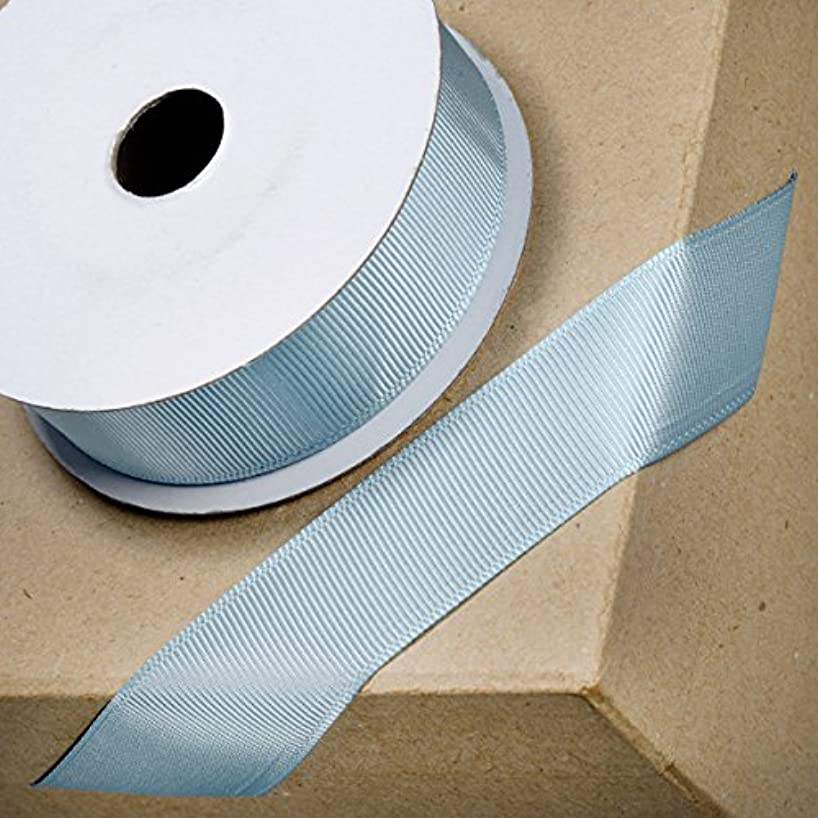 Club Green Grosgrain Ribbon Duck Egg Blue 38MMX10, Fabric, 12.1 x 12.1 x 3.08 cm