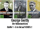 George Gently - Der Unbestechliche: Staffel 1-3 (9 DVDs)