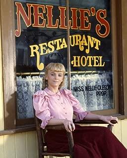 Alison Arngrim in Little House On The Prairie Portrait By Nellie Oleson Hotel Restaurant 8x10 Publicity Photo