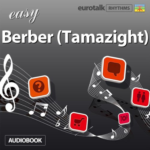 Rhythms Easy Berber (Tamazight) Titelbild