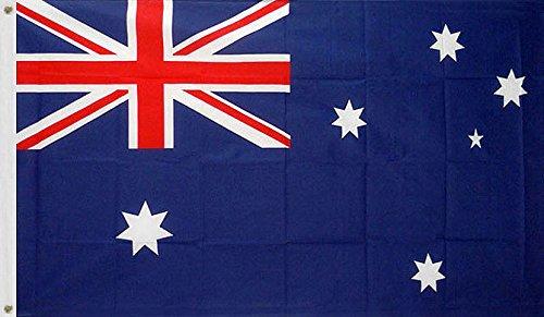 【FLAG】 オーストラリア 国旗 (90cm×150cm) Australia フラッグ