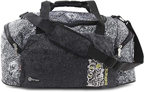 Target Travel Bag Energetico Sac de Sport Enfant, 58 cm, Gris (Grigio)