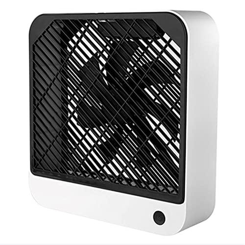 HJKPM Ventilador USB Portátil De Escritorio, Mini Ventiladores Turbo De Mano con 7 Aspas De Ventilador Diseño Lavable Extraíble para La Oficina del Dormitorio En Casa