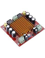 Richer-R アンプボード TPA3116D2 150W 新しいシングルチャンネルアンプボード デジタルアンプボード パワーアンプモジュール 12V-26V
