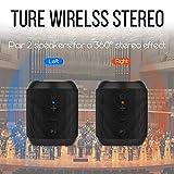 Zoom IMG-2 cassa bluetooth portatile 20w altoparlante